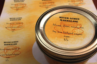 DIY Canning Labels || Hitchhiking to Heaven