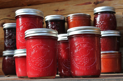 Lingonberry Applesauce