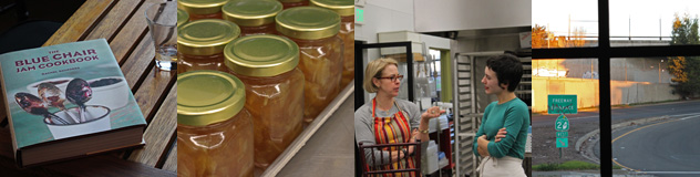 Blue Chair Fruit Marmalade Class