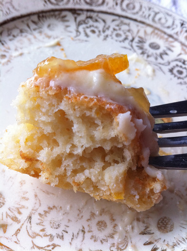 Meyer Lemon Marmalade Cake