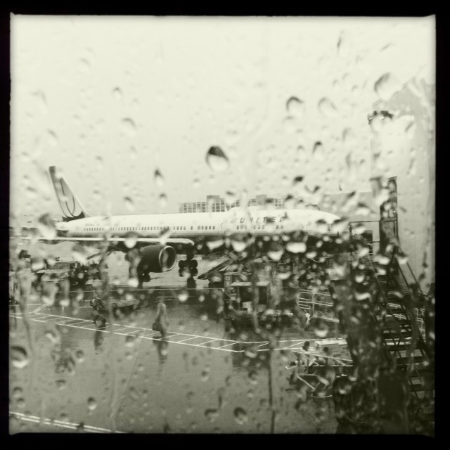 Friendly Rainy Skies
