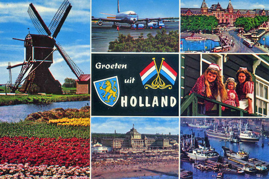 vintage_holland_postcard_1