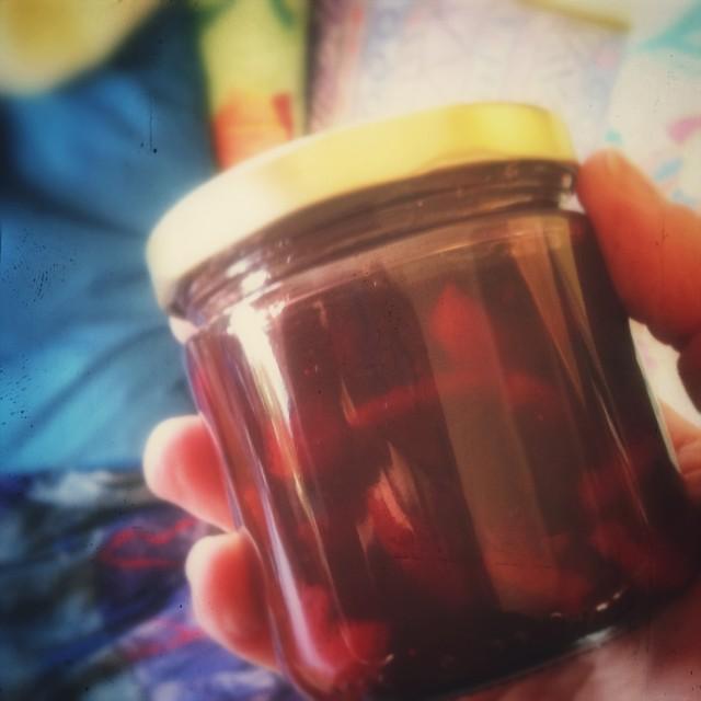 Lingonberry Mandarin Marmalade
