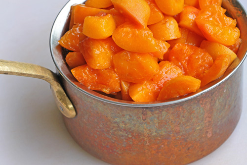 Chopped Apricots | Hitchhiking to Heaven