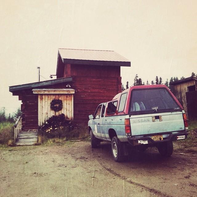 Honeymoon cabin :-)