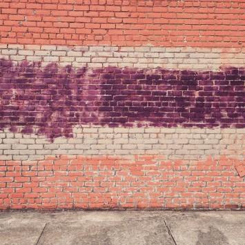 Bricks a la Rothko
