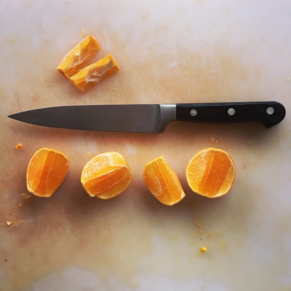 How to Slice Mandarin Oranges for Marmalade